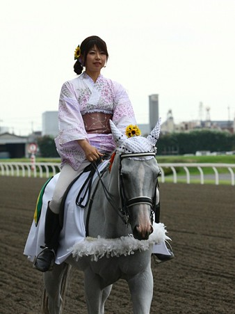川崎競馬の誘導馬 初心者マークVer 3