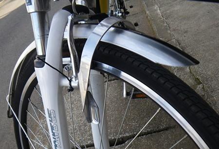 自転車修理&ライト取り付け ...