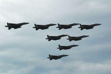 1003小松22 F15編隊