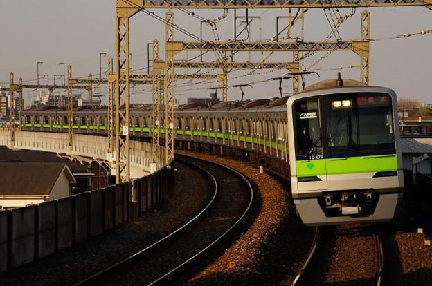 87kT 急行 橋本ゆき 10-470F(10CARS)
