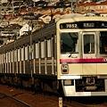 Photos: 7423F+7202F 各停 高尾山口ゆき