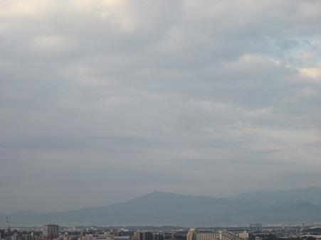 10月8日丹沢方面