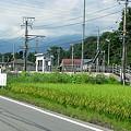 田畑駅全景