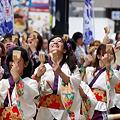 写真: 早稲田大学よさこいチーム東京花火_06 - 良い世さ来い2010 新横黒船祭