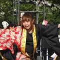 朝霞なるこ人魚姫_19 - よさこい祭りin光が丘公園2011