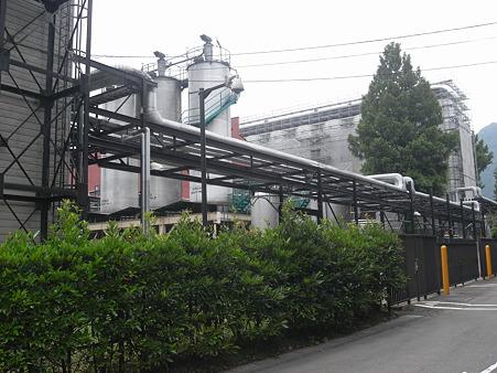 化学工場っぽい