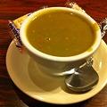 Photos: グリーンピースのスープ