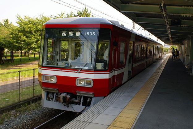 遠州鉄道 1000形 1005編成