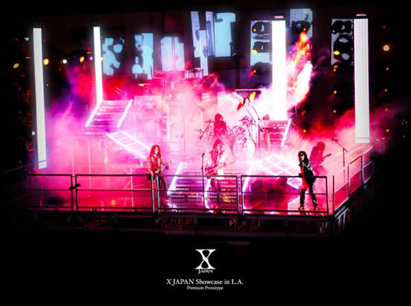X JAPAN Showcase in L.A. Premium Prototype(1)
