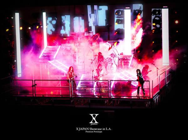 X JAPAN Showcase in L.A. Premium Prototype(1)