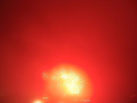 種子島 ロケット祭りの花火大会C