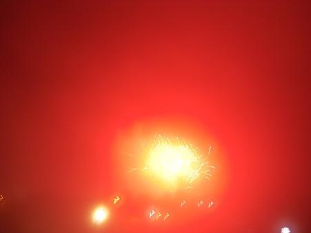 種子島 ロケット祭りの花火大会D