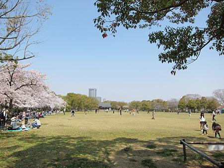 大阪城 西の丸