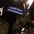 Photos: 26日 NY-Manhattan Avenue of the Americas