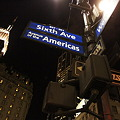Photos: 26日 NY-Manhattan Avenue of the Americas