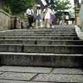 写真: 京都にて・・・三年坂