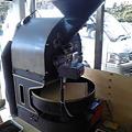 写真: この焙煎機は日本に現存は3...