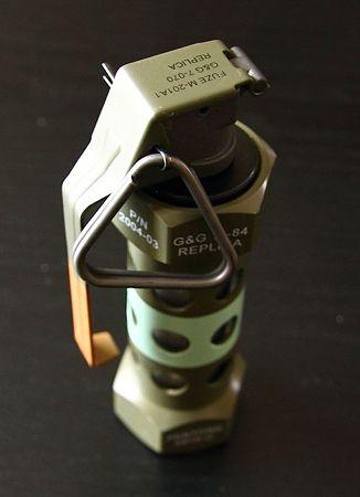 M-84 Stun Grenade (4)