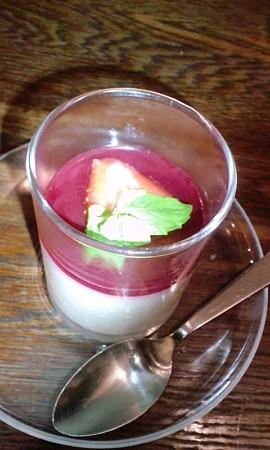 パンナコッタ・・・?@Cafe La Boheme 渋谷