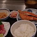Photos: 鮭のカマ焼き定食