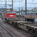Photos: EF510-8牽引コンテナ列車