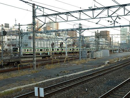 E231系東北本線(大宮駅)