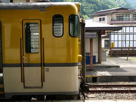 キハ40山口線(津和野駅)7
