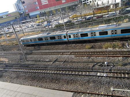 E233系京浜東北線(川崎界隈)