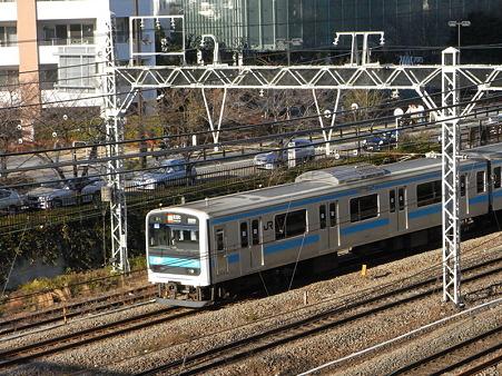 209系京浜東北線(川崎界隈)