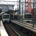8000形(小田急藤沢駅)3