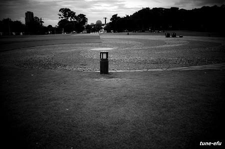 公園で・・