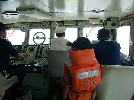 かつらぎ船内1537
