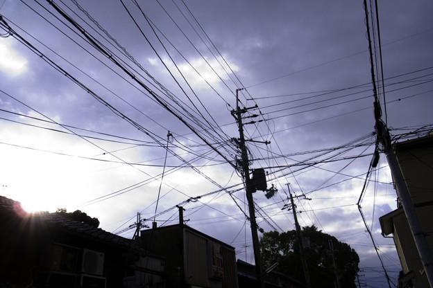 写真: 2010-11-15の空