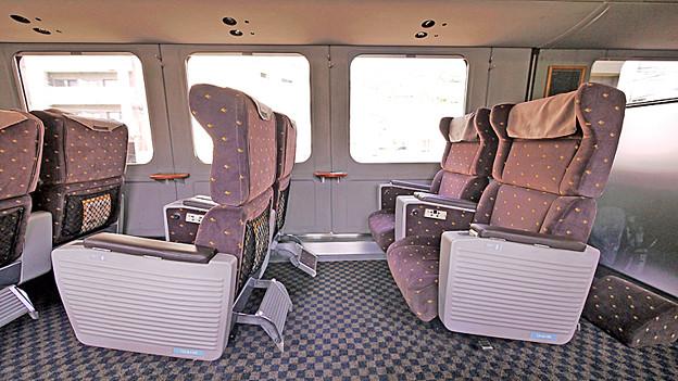 JR九州 787系電車 グリーン車