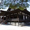 Photos: 法隆寺聖霊院・東室