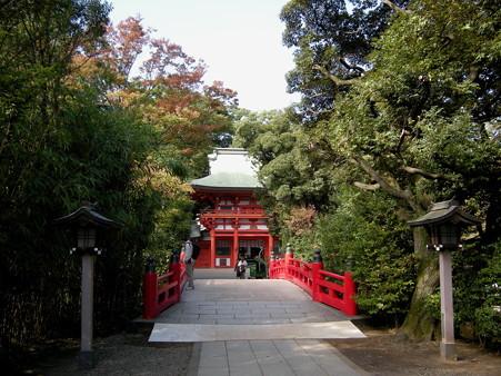 氷川神社(さいたま市)・神橋