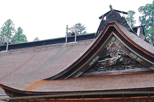 Photos: 金剛峯寺 天水桶