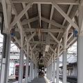Photos: しなの鉄道 屋代駅ホーム