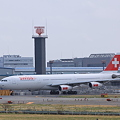 Narita International Airport Swiss International Air Lines LX161
