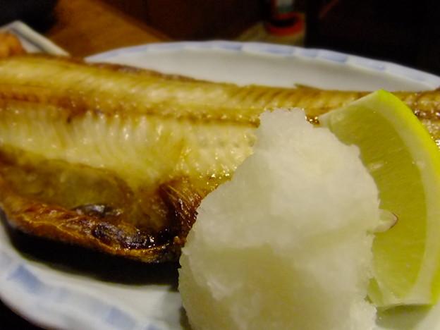 Photos: ホッケの塩焼き