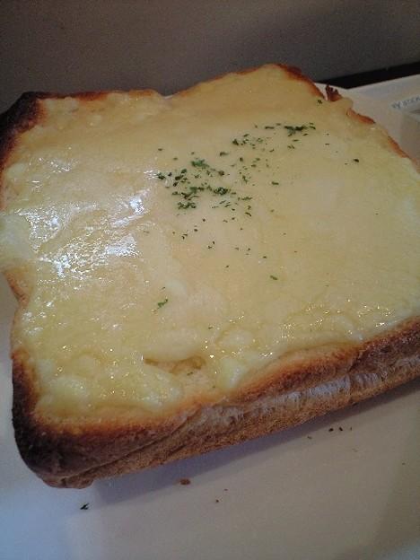 調布のチーズトースト