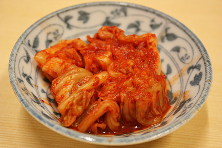2010/08/13(FRI) 旭市・大衆肉料理 今久/キムチ 1人前 370円