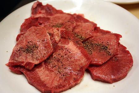 2010/08/13(FRI) 旭市・大衆肉料理 今久/牛タン 1人前 880円