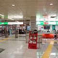 写真: JR 成田空港駅