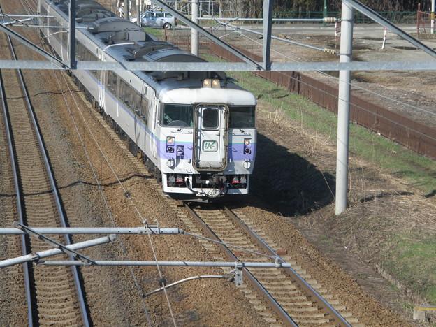 特急 オホーツク 1号(キハ183 100番台)