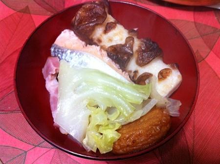20101122夕食