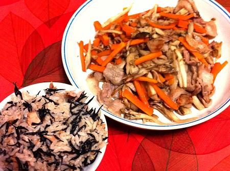 20110814夕食
