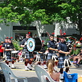写真: Pipe and Drum Corps 7-4-10