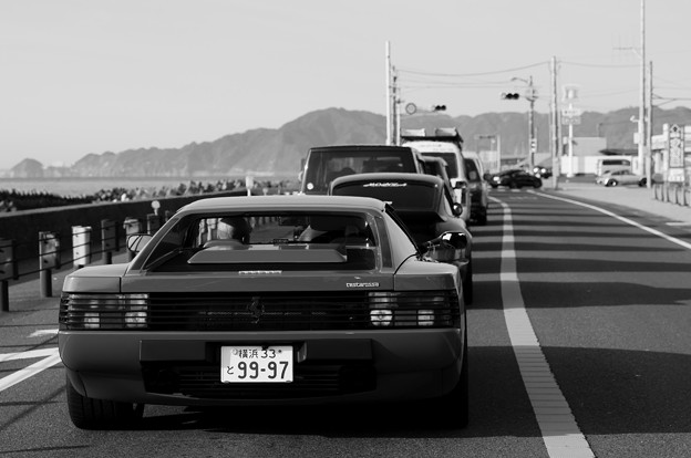 seaside testarossa