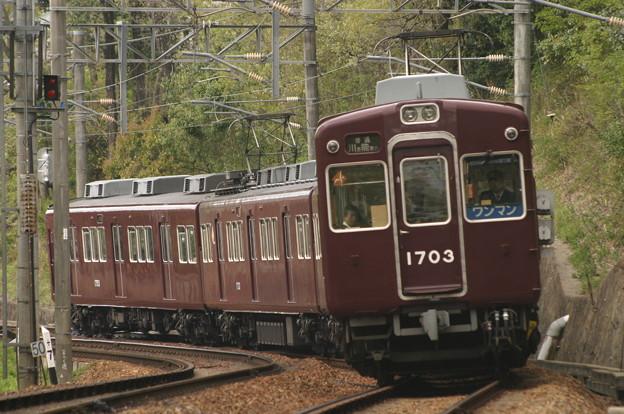 能勢電鉄1700系電車